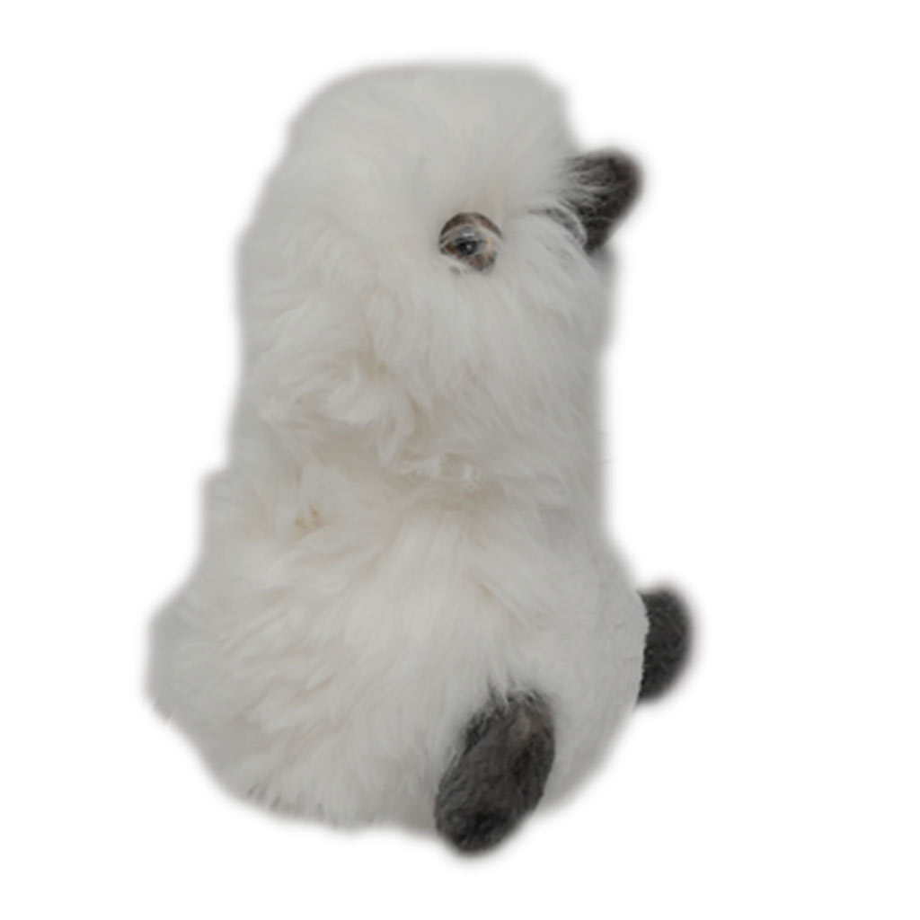 Caneton Blanc Taille unique caresse orylag 1