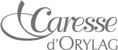 CARESSE D'ORYLAG Logo