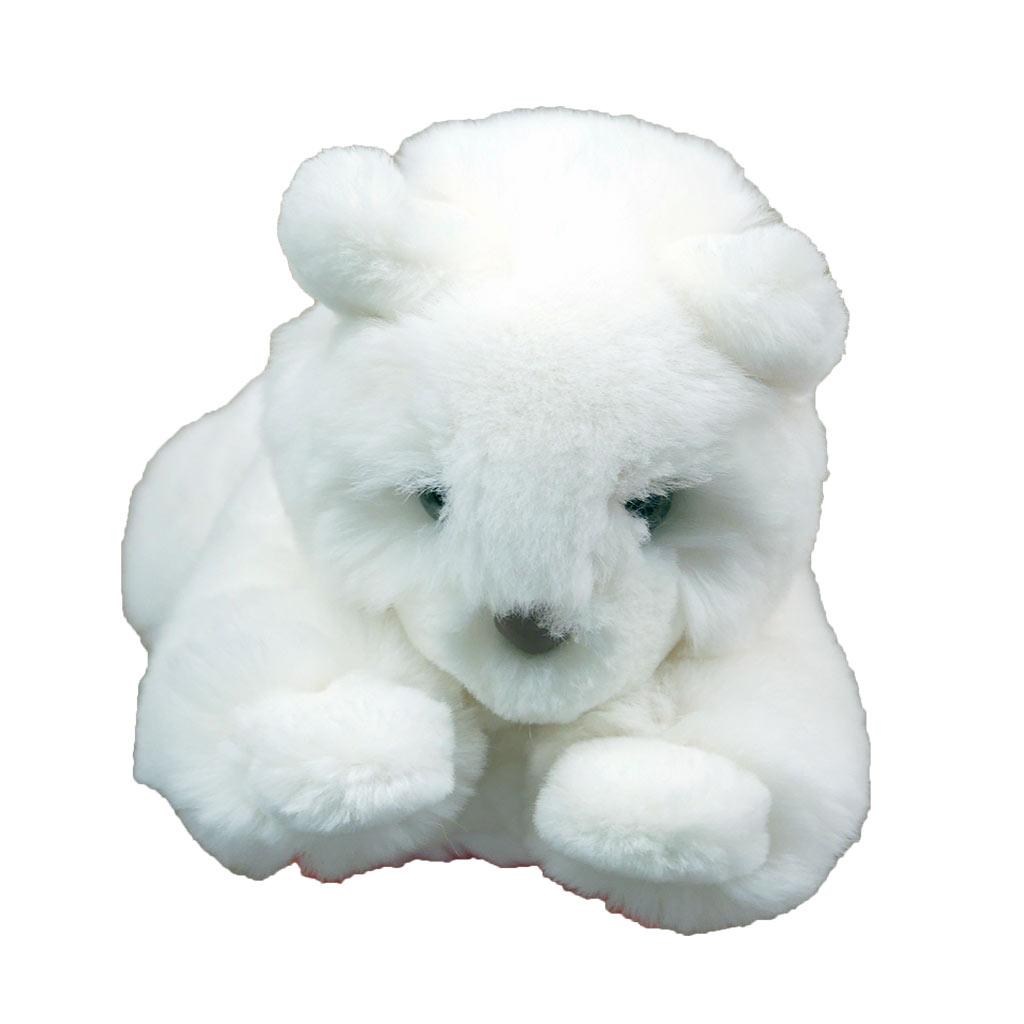 peluche chat blanc S caresse orylag 1