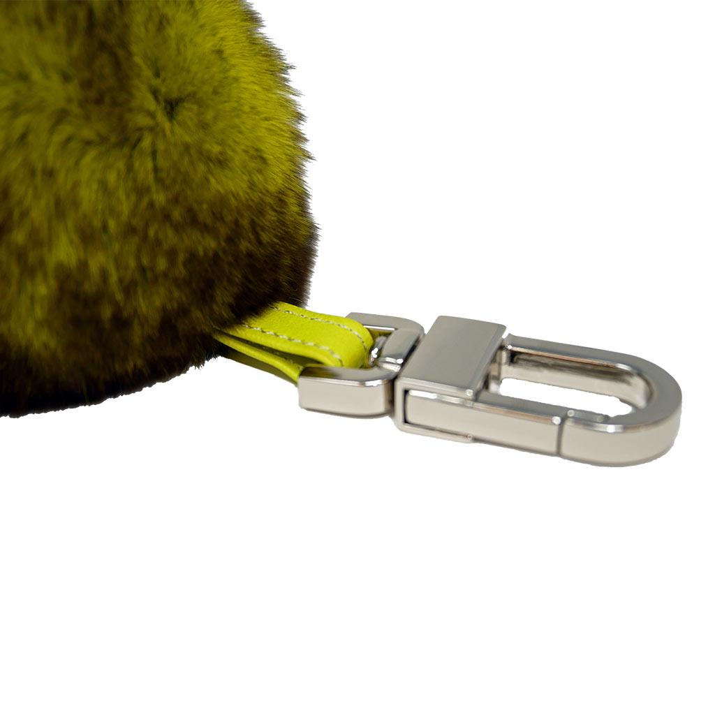 porte clés boule pistache caresse orylag 2
