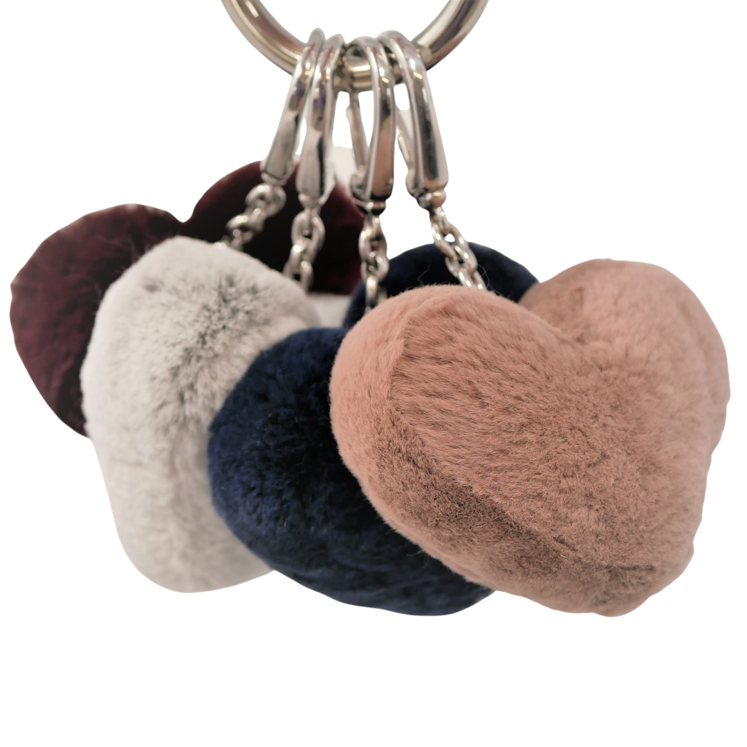 Collection Porte-clés Fourrure rasé Caresse d'Orylag